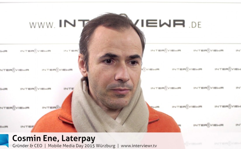 Cosmin Ene über Micropayment mit LaterPay